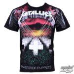 Triko Metallica Master of Puppets
