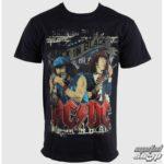 AC/DC triko s Brianem a Angusem
