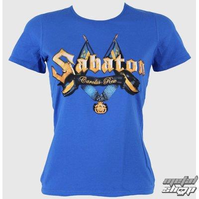 tričko sabaton dámské