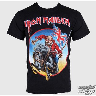 tričko iron maiden koncert 2013