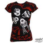 Dámské tričko Kiss