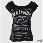 Trička Jack Daniels
