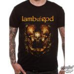 Tričko Lamb of God, který musíte mít