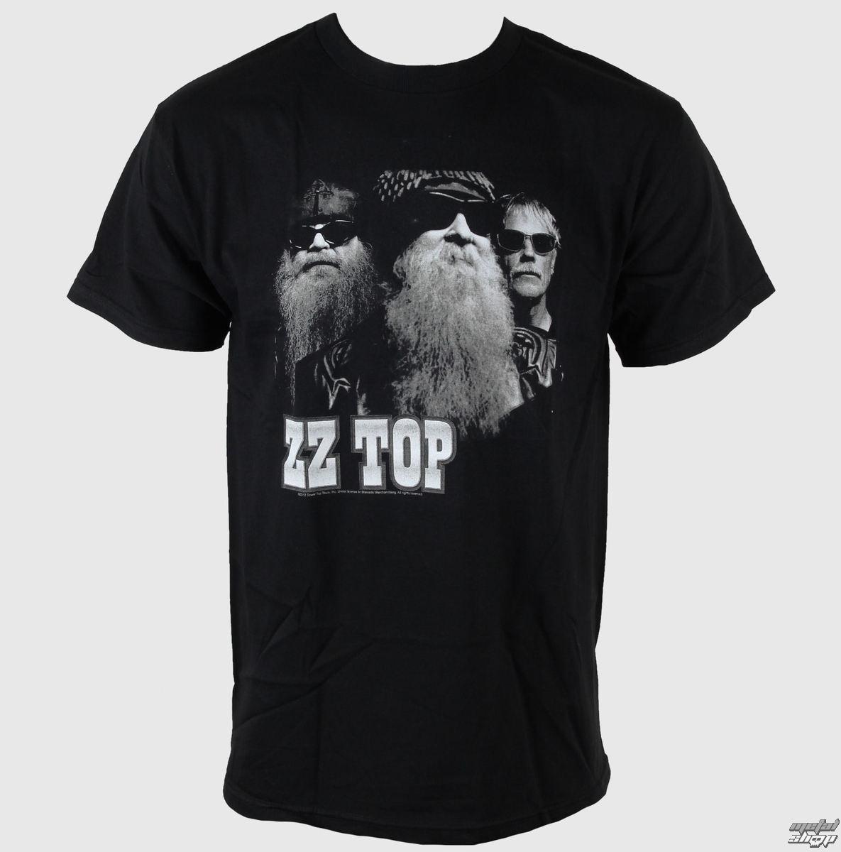 tričko zz top 2013