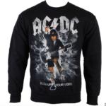 Mikina AC/DC – perfektní dárek pro fandy