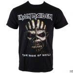 Tričko Iron Maiden: Book of Souls