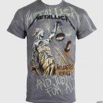 Super triko Metallica