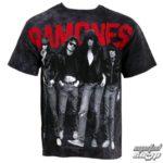 Vydařený triko Ramones