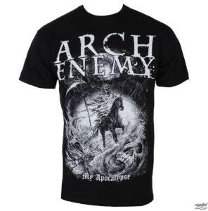ed853fb0f7be Absolutně vymakaný triko Apocalyptic Rider z merchu Arch Enemy vyniká  parádním vzorem a vysokou kvalitou. S novou deskou přichází také ruku v  ruce koncertní ...